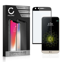 Displaybeschermglas LG G5 (3D Full Cover, 9H, 0,33mm, Full Glue) Tempered Glass