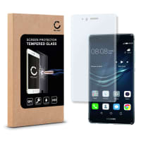 Displaybeschermglas voor Huawei P9 - Tempered Glass (HD kwaliteit / 3D Full Cover / 0,33mm / 9H)