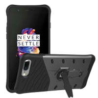Back Cover for OnePlus 5 - TPU, black Case
