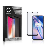 Screen protector glass OnePlus 7 (3D Case-friendly, 9H, 0,33mm, Full Glue) Tempered Glass