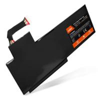 Batterie de remplacement pour ordinateur portable Schenker XMG C703 - BTY-L76 5400mAh