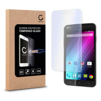 Cristal protector de la pantalla para Wiko Lenny - Tempered Glass (Calidad HD / 2.5D / 0,33mm / 9H)