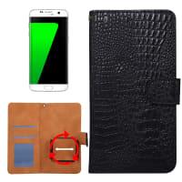 Premium Etui Smart Case pour Smartphones (14.5cm x 7.5cm x 1.8cm / ~ 4,8 - 5,3