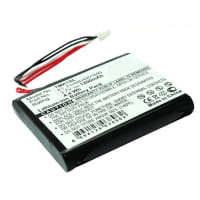 Battery for TomTom 4Z00.003 F3446 N14644 ONE XL HD Traffic - 1200mAh , Replacement battery