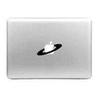 Sticker MacBook Anillo Calcomanía Vinilo | Sticker Portátil para MacBook Air, Pro, 11
