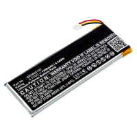 Battery for Becker Active 6 LMU Plus, Becker BE B40, Becker Professional 6 LMU, Professional 6.2 LMU, Becker Ready 6, Ready 6L Plus, Becker Transit 6 LMU - SR3840100 1200mAh , Replacement battery