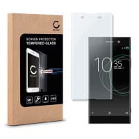 Displaybeschermglas voor Sony Xperia XA1 Ultra (G3221) - Tempered Glass (HD kwaliteit / 3D Full Cover / 0,33mm / 9H)