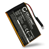 Accu voor Garmin Edge 605 Garmin Edge 705 - 361-00019-12 (1250mAh) vervangende accu