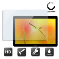 Vetro protettivo di schermo per Huawei MediaPad T3 10 (2.5D)
