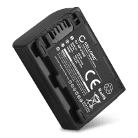 NP-FH40 NP-FH50 -FH60 Battery for Sony A230 A290 A330 A380 A390 DSC-HX1 HX200V HX100V CX7 HDR-SR11 HDR-SR12 DCR-SR45 DCR-SR42 700mAh Digital Camera Battery Replacement Spare Battery Backup Power Pack