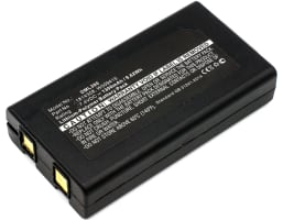 Batteria per Dymo LabelManager 500TS LabelManager LM-500TS LabelManager Wireless PnP XTL 300 - 1814308,W009415 (1300mAh) batteria di ricambio