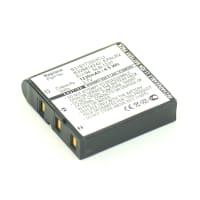 Batterie pour Epson L-500V, Samsung L55W L85, Sigma DP1 DP1s DP1x DP2 DP2s DP2x - EU-94,SLB-1237,BP-31 (1230mAh) Batterie de remplacement