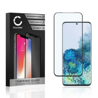 Screen protector glass for Samsung Galaxy S20 (SM-G980) - Tempered Glass (HD-Quality / 3D Case-friendly / 0,33mm / 9H)