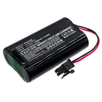 Battery for SoundCast MLD414 Melody - 2-540-006-01 5200mAh Replacement battery