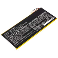 Battery for Acer Iconia Talk S A1-734 - 141007, KT.0010N.001, PR-3258C7G (3300mAh) Replacement battery