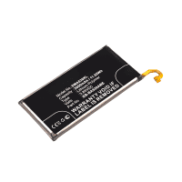 Batterij voor Samsung Galaxy A8 (2018 - SM-A530) - EB-BA530ABE (3000mAh) vervangende accu