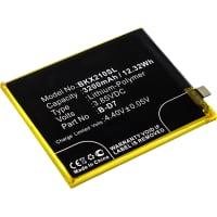 Batterij voor Vivo X21 - B-D7 (3200mAh) , vervangende accu