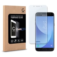 Cristal protector de la pantalla para Samsung Galaxy J5 DUOS (2017 - SM-J530) - Tempered Glass (Calidad HD / 3D Full Cover / 0,33mm / 9H)