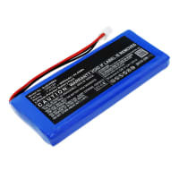 Battery for DJI Inspire 1 & 2 Controller / Phantom 3 & 4 Pro Controller (Advance, Drones, Professional) - 1650120, GL300C, GL300F (6000mAh) Spare Battery Replacement