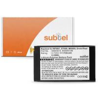 Batería para Motorola RAZR XT910  Droid Razr XT912 (1700mAh) EB20, EB40, SNN5899,SNN5910