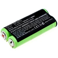 Battery for WATERPIK Sensonic Plus SR-3000 / Sensonic Plus SR-3000E - BK-4MCCE (700mAh) Replacement battery