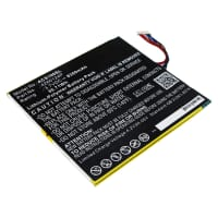 Battery for Acer Switch 10, One 10 S1002, Aspire N15p2 - 4260124P, KT.0020Q.001 (8300mAh) Replacement battery