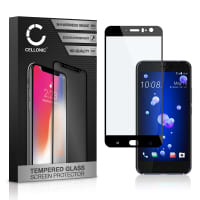 Screen protector glass HTC U11 (3D Full Cover, 9H, 0,33mm, Full Glue) Tempered Glass