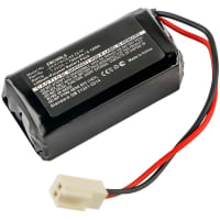 Battery for Neptolux EVE B0408 - 175-8070,2ICP/16/25/46 2S1P (700mAh) Spare Battery Replacement