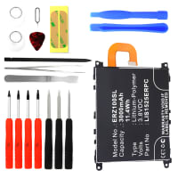 Battery for Sony Xperia Z1 incl. Tool-kit - LIS1525ERPC (3000mAh) Replacement battery