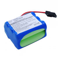 Battery for Keeler EP39-22079, 1202-P-6229, 291980 - 250AFH6YMXZ, 65808 (2500mAh) Replacement battery
