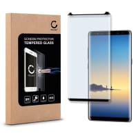 Displaybeschermglas voor Samsung Galaxy Note 8 (SM-N950 / SM-N950F) - Tempered Glass (HD kwaliteit / 3D Case-friendly / 0.33mm / 9H)