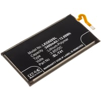 Battery for LG V40 ThinQ - BL-T41 (3400mAh) , Replacement battery