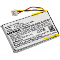 Battery for SportDOG Bird Launcher Receiver Contain DF-CT DF-CTR Train Receiver - SAC00-16365 (950mAh) Spare Battery Replacement
