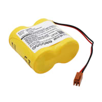 Battery for Cutler Hammer A06 Control Fanuc A06 series programmable logic controllers - A06B-0073-K001,A06B-6073-K001,A06B-6073-K005 (5000mAh) Spare Battery Replacement