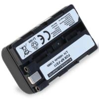 Batterie pour appareil photo Sony CCD-CR1 Ruvi, Cyber-shot DSC-F505, -F55, DSC-P1, -P20, -P30, -P50, DCR-PC1, -PC2, -PC3, -PC4, -PC5, DCR-TRV1VE - NP-FS11 1400mAh Batterie Remplacement