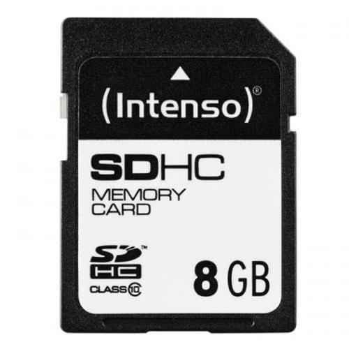 SDHC Speicherkarte 8GB Class 10 von Intenso