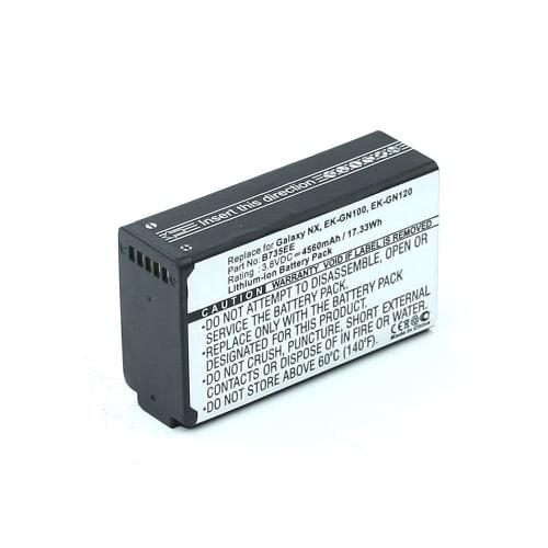 Accu voor Samsung EK-GN120 Galaxy NX / EK-GN100 Galaxy NX (4560mAh) B735EC