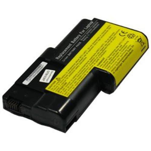Batterie pour IBM ThinkPad T20 / T21 / T22 / T23 / T24 - 02K6620 (4400mAh) Batterie de remplacement