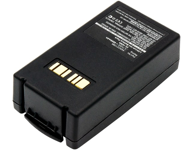 Batterij voor Datalogic Falcon X3 - 94ACC1386,BT-10,BT-26 (6800mAh) vervangende accu