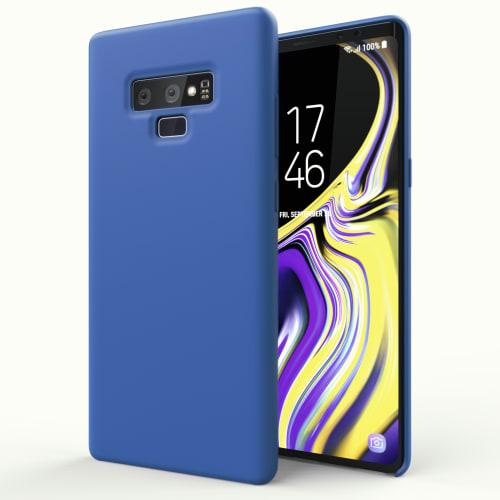 Mobilskal för Samsung Galaxy Note 9 (SM N960) Note 9 Dous (SM N960) Silikon, mörkblå fodral, väska