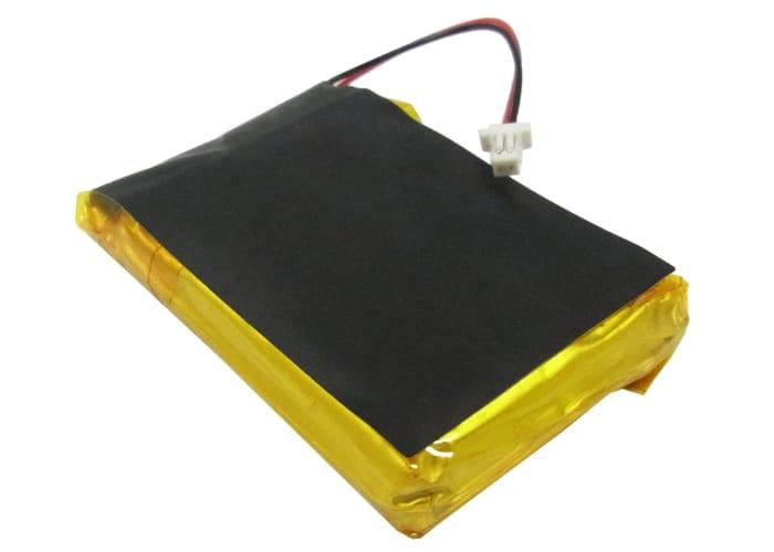Batterie pour Garmin iQue 3200 iQue 3600 iQue 3600a - 1A2W423C2,A2X128A2 (2000mAh) Batterie de remplacement