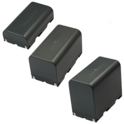 Batterie pour Samsung VP-W97 / VP-W90 / VP-W80 / VP-SCD55 / VP-M54 (1850mAh) SB-L110A,SB-L160,SB-L320,SB-L480
