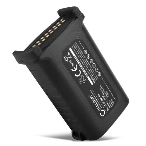 Batterij voor Motorola Symbol MC9090, MC9000, MC9010, MC9050, MC9060 - 21-61261-01,21-65587-01,BRTY-MC90SAB00-01 (3400mAh) vervangende accu