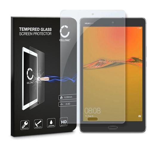Displaybeschermglas voor Huawei MediaPad M3 lite 8 (2.5D)