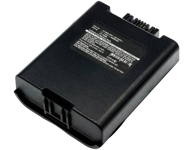 Batterie pour Honeywell MX9380, MX9381, MX9382, MX9383, LXE FC3, MX9, MX9380, MX9381, MX9A1B1B1F1A0US, MX9AB4M0K1FCBDA0S0RTUSW600, MX9H - 161888-0001,SB-MX9-L (1800mAh) Batterie de remplacement
