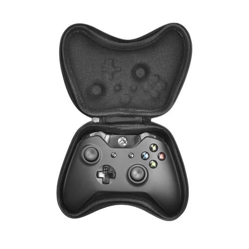 Väska för Xbox One Controller Plast, svart fodral skyddsskal