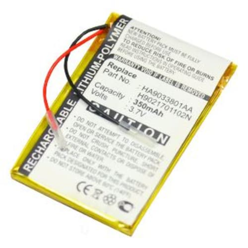 Akku für iriver E50 4Gb / 8Gb (350mAh)