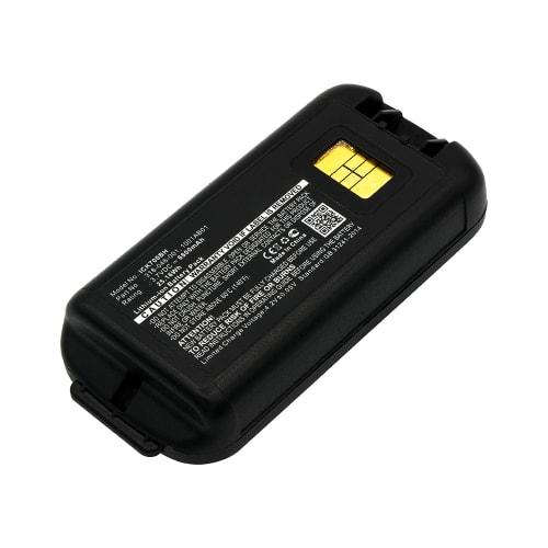 Batería para Intermec CK70, Intermec CK71 - 1001AB01,1001AB02,318-046-001,318-046-011,AB18 (6800mAh) Batería de Reemplazo
