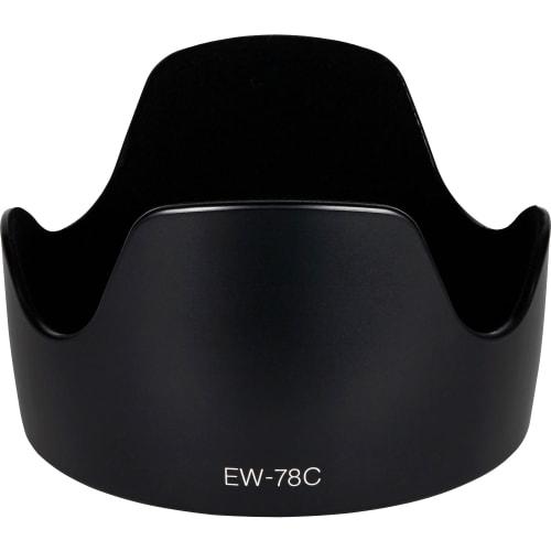 CELLONIC® EW-78C Gegenlichtblende für Objektiv Canon EF 35mm 1:1.4L USM Sonnenblende Blende