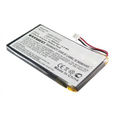 Batterie pour Sony PRS-600 PRS-600/BC PRS-600/RC - A98927554931,A98941654402 (800mAh) Batterie de remplacement